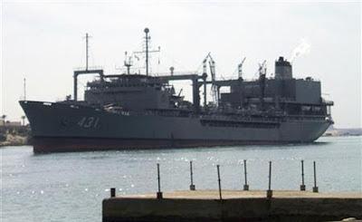 la proxima guerra egipto rechaza demanda de eeuu de disparar contra un buque irani con armas para siria