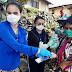 SGR Kembali Bagikan Bntuan Sembako dan Pakaian Sholat di Desa Nain, Nain Satu, Tatampi