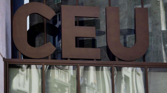 Europos komisija užsistojo už Sorošo universitetą Vengrijoje