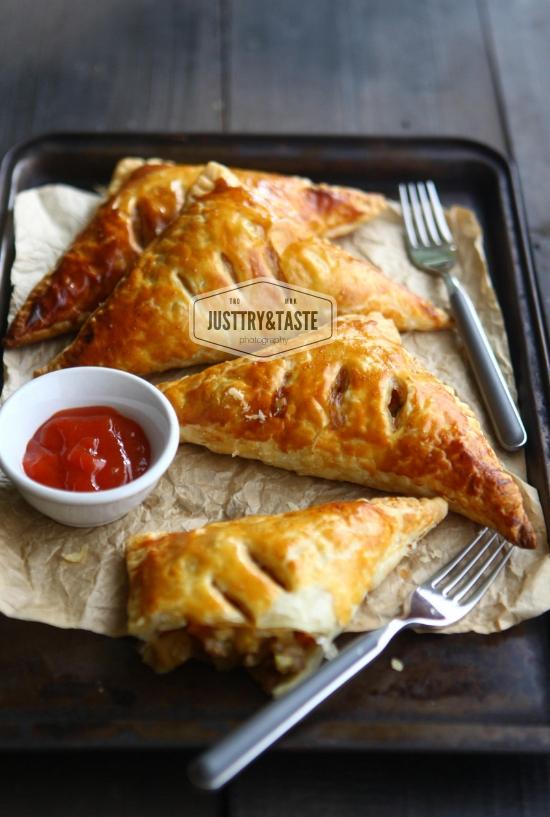 Resep Hand Pies Isi Kentang, Wortel dan Daging Cincang JTT