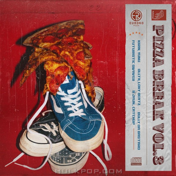 EUROKO PIZZA – PIZZA BREAK Vol.3 – EP