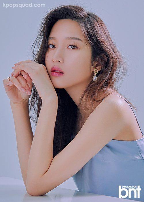 Profil Biodata, Biografi dan Fakta Lengkap Moon Ga Young, Artis Korea yang  Mampu Berbahasa Jerman, Inggris dan Korea | Kpop Squad Media | All about  K-Pop and intermezzo