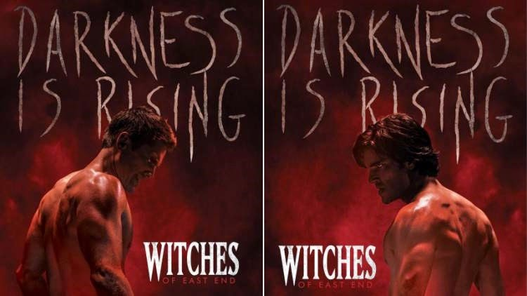 La Chronique des Passions: Witches of East End