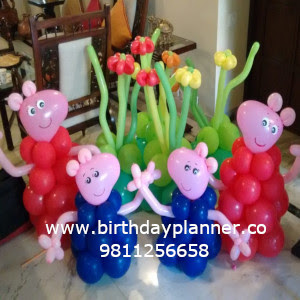 decoration of balloon at home for welcome party, decoration of balloon at home , balloon decoration for functions at home