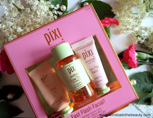 Pixi Fast Flash Facial! recenzja