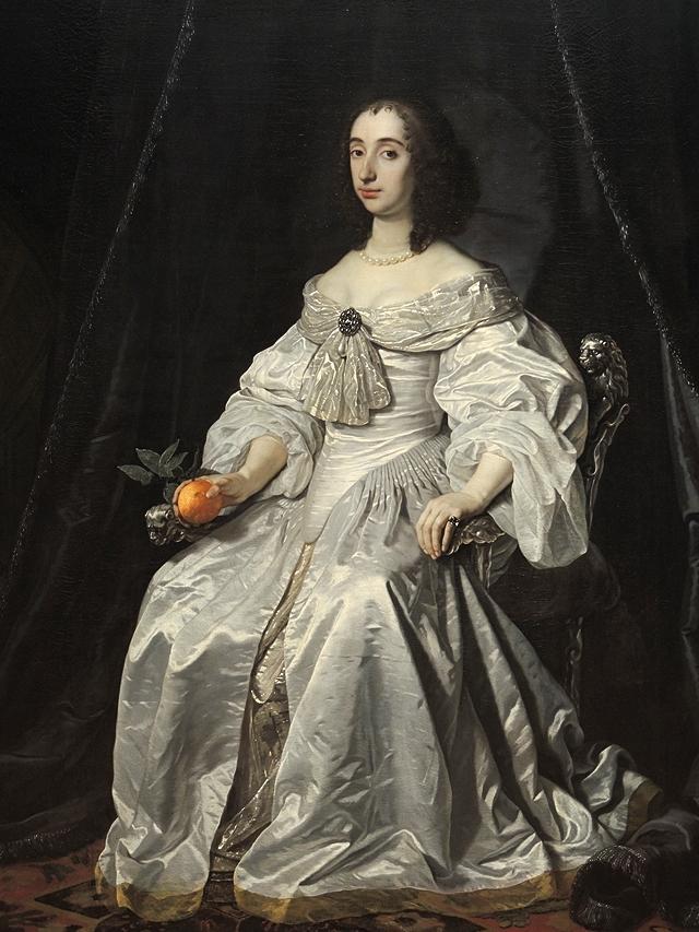 Maria Stuart door Van Der Helst