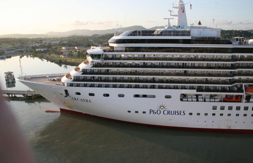 PO Cruises Arcadia