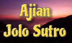merupakan sebuah ilmu yang diambil dari kitab sebuah perguruan di zaman dahulu 4 Jenis Ajian Jala Sutra (Jolo Sutro)