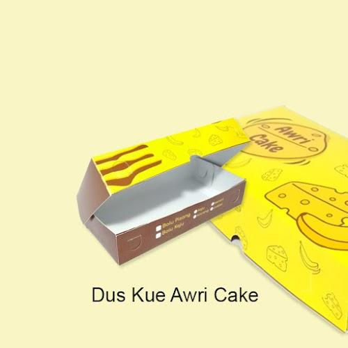 Cetak Dus Kue Awri Cake