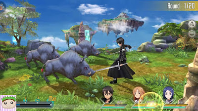 Download Sword Art Online Black Swordsman Apk