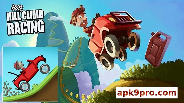 Hill Climb Racing 1.44.0 Apk + Mod (File size 75 MB) For Android