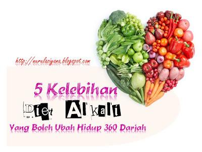 Diet alkalin mengklaim membantu tubuh Anda mempertahankan tingkat pH darahnya