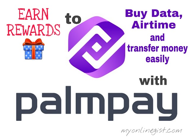 GET REWARDED TO BUY DATA, AIRTIME AND TO TRANSFER MONEY CONVENIENTLY