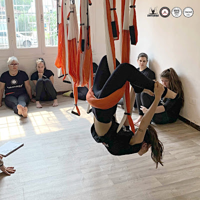 yoga aérien, formation yoga aérien, formation professeurs yoga, formation professionnelle, ayurveda, stage yoga, stage yoga aérien, fly, flying, air yoga, flying yoga, cours, formation en ligne