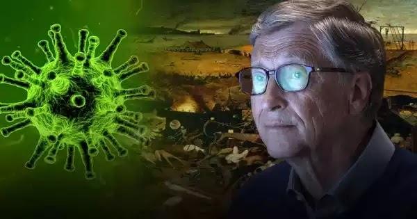 Bill Gates: Παρουσίασε μοντέλο προσομοίωσης πανδημίας από την Κίνα: 33 εκατ. νεκροί σε έξι μήνες (βίντεο)
