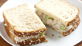 Tuna salad sandwich, the best tuna salad ever, tuna salad recipes, how to make tuna salad, tuna salad with a kick