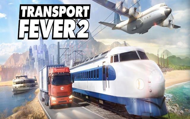تحميل لعبة Transport Fever 2 مجانا للكمبيوتر