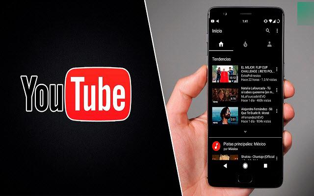 يوتيوب تعلن رسميا عن إطلاق ميزتها للوضع  الأسود للحفاظ على عيناك بالنسبة للهواتف الذكية وإليك طريقة تفعيله