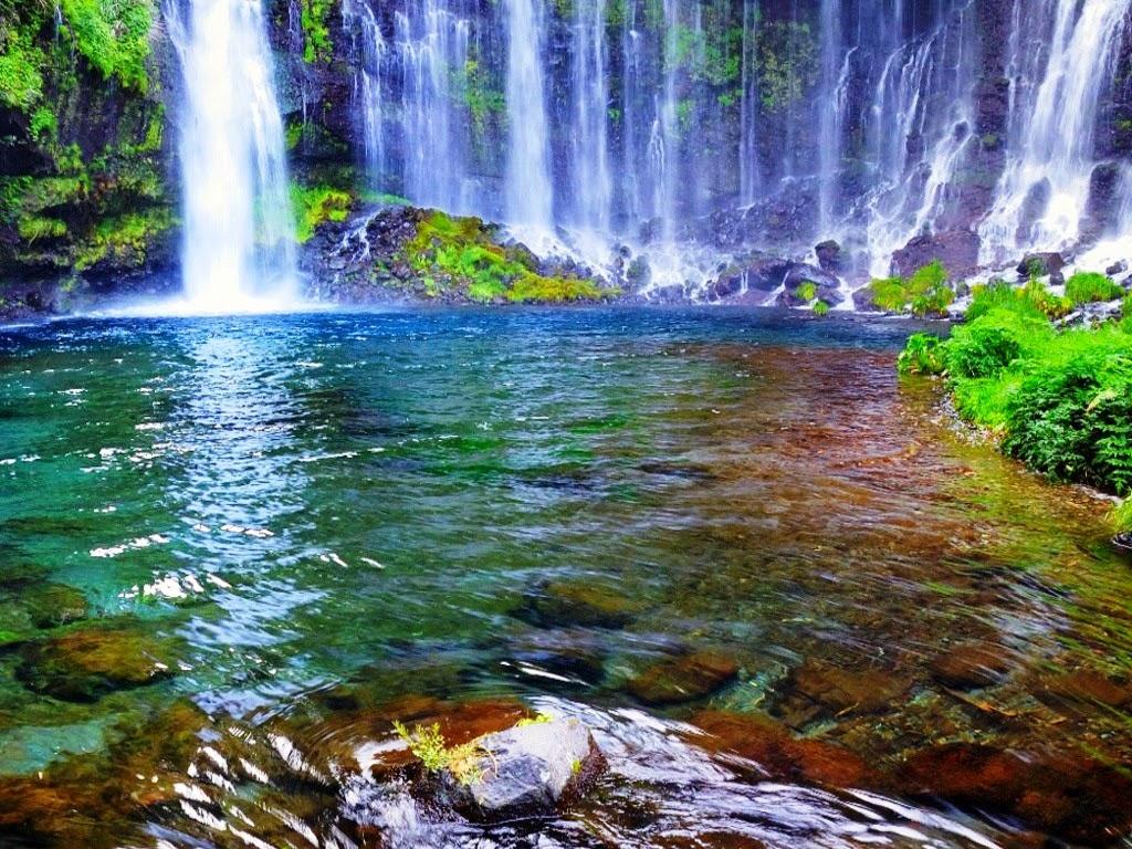 free waterfall wallpapers - photo #19