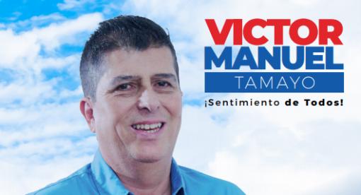 Resultado de imagen para Victor Manuel Tamayo Vargas