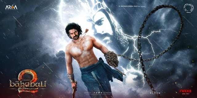 First Look Motion Poster of 'Baahubali 2 – The Conclusion'