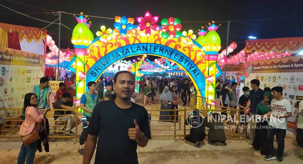 Festival Lampion Palembang 2020
