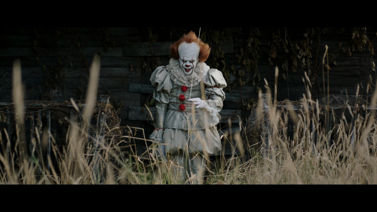 It (Eso) (2017) BRRip 720p Latino - Ingles captura 3