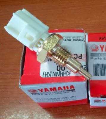 Thermosensor pada sepeda motor yamaha
