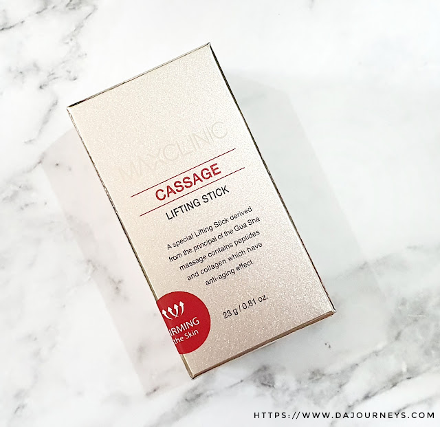 [Review] MaxClinic Cassage Lifting Stick