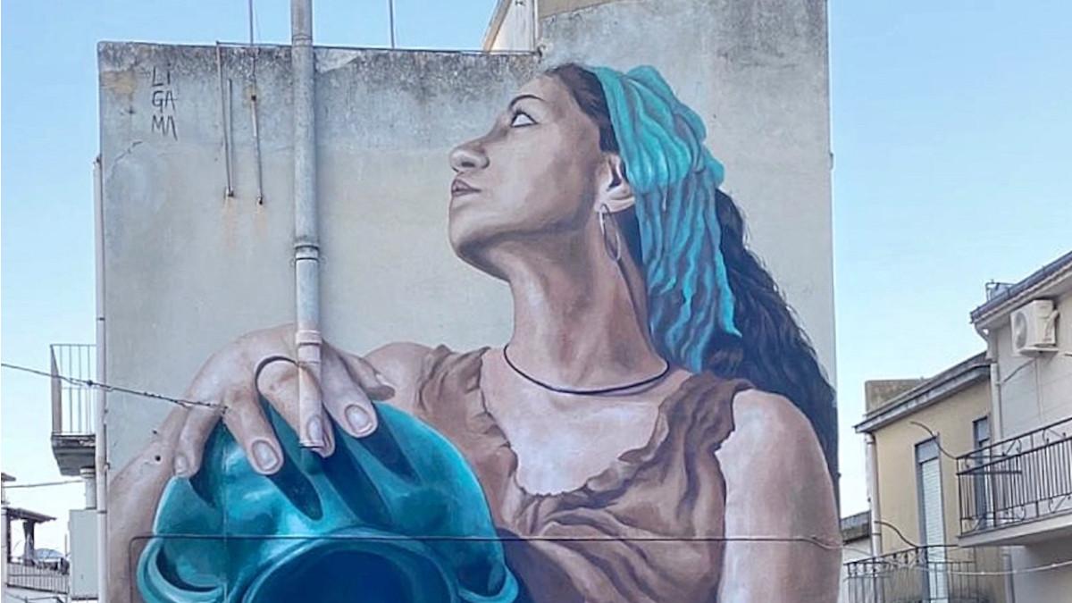 Murales Caltagirone RigenerArt