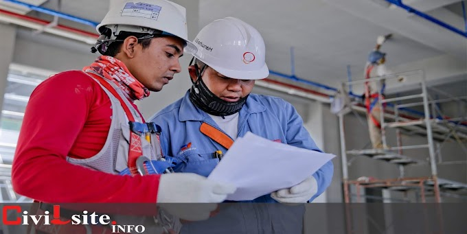 Responsibility of A Civil Engineer in Building Construction Site