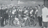 Harringay Racers 1950