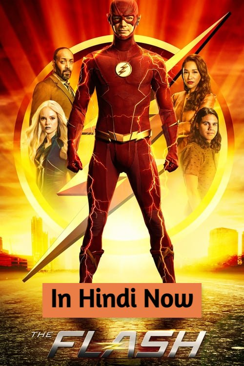 Download The Flash (Season 1) Dual Audio {Hindi-English} 480p [150MB] || 720p HEVC Bluray [250MB]
