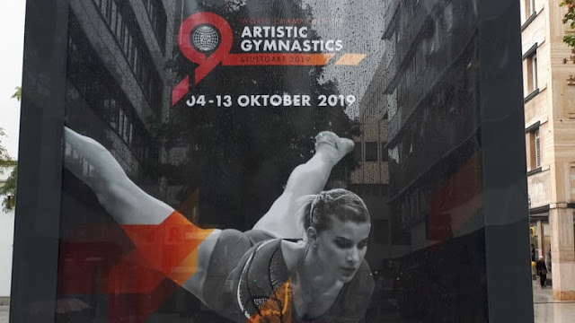 GIMNASIA ARTÍSTICA - Mundial femenino 2019 (Stuttgart, Alemania)