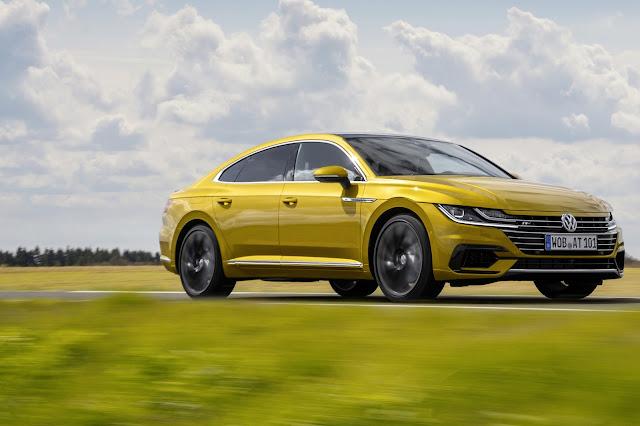 Volkswagen Arteon gana premio Volante de Oro