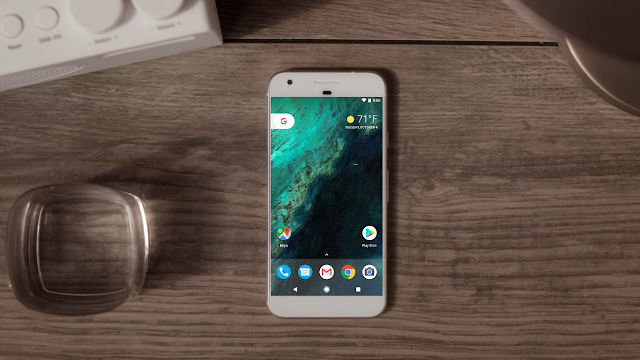 Google accidentally releases confidential test build of May 2017 security update to Pixel XL