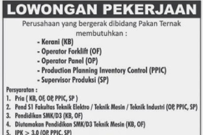 PT. Japfa Comfeed Indonesia, Tbk.