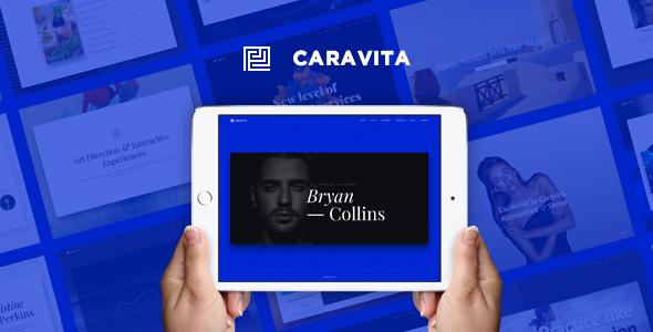 download Caravita - Multipurpose HTML5 Template