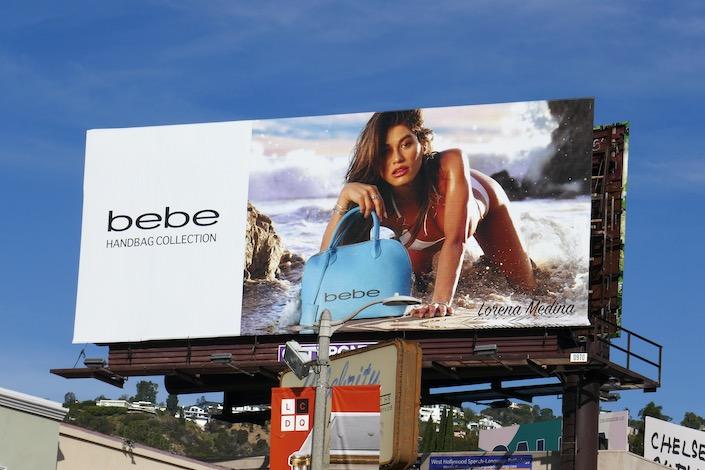 Lorena Medina Bebe Handbag S20 billboard