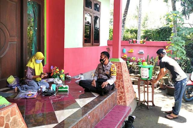 Desa Kuripan Lobar bentuk Kampung Moto GP