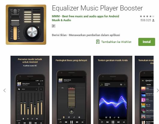 Aplikasi Equalizer Android Terbaik untuk Meningkatkan Audio Anda