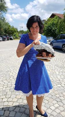 Uschi Glas, wedding planner Germany, Bavaria, Garmisch-Partenkirchen, god fairy mother, wedding coordinator