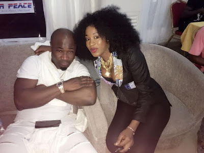 Alizee rubbishes romance rumour with Harrysong