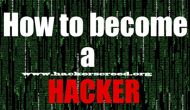 How-To-Become-A-Hacker