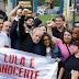 Após 580 dias de prisão política - para não voltar à Presidência -, Lula é solto em Curitiba