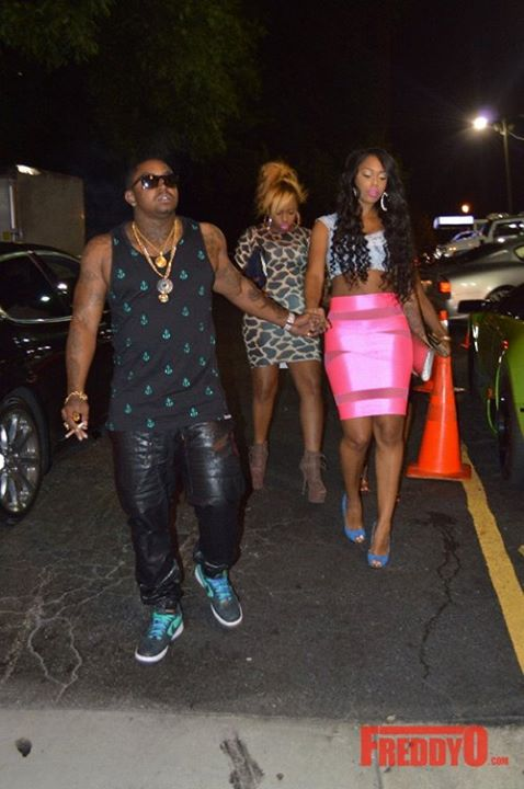 Lil Scrappy Wife Girlfriend Is Married to Who Now