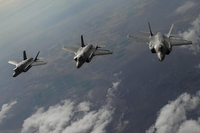 USAF reactivate 65th Aggressor Squadron F-35