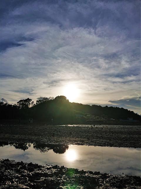 西貢泥涌天空之鏡