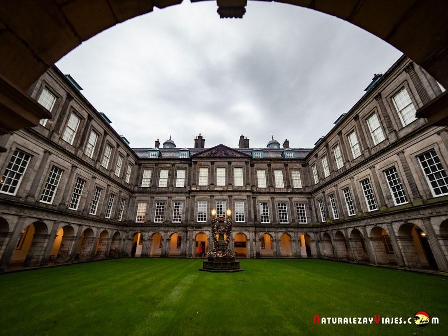 Palacio de Holyroodhouse, Edimburgo