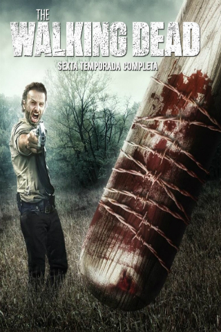 The Walking Dead [Season 6] [2016] [DVDR] [NTSC] [Latino]